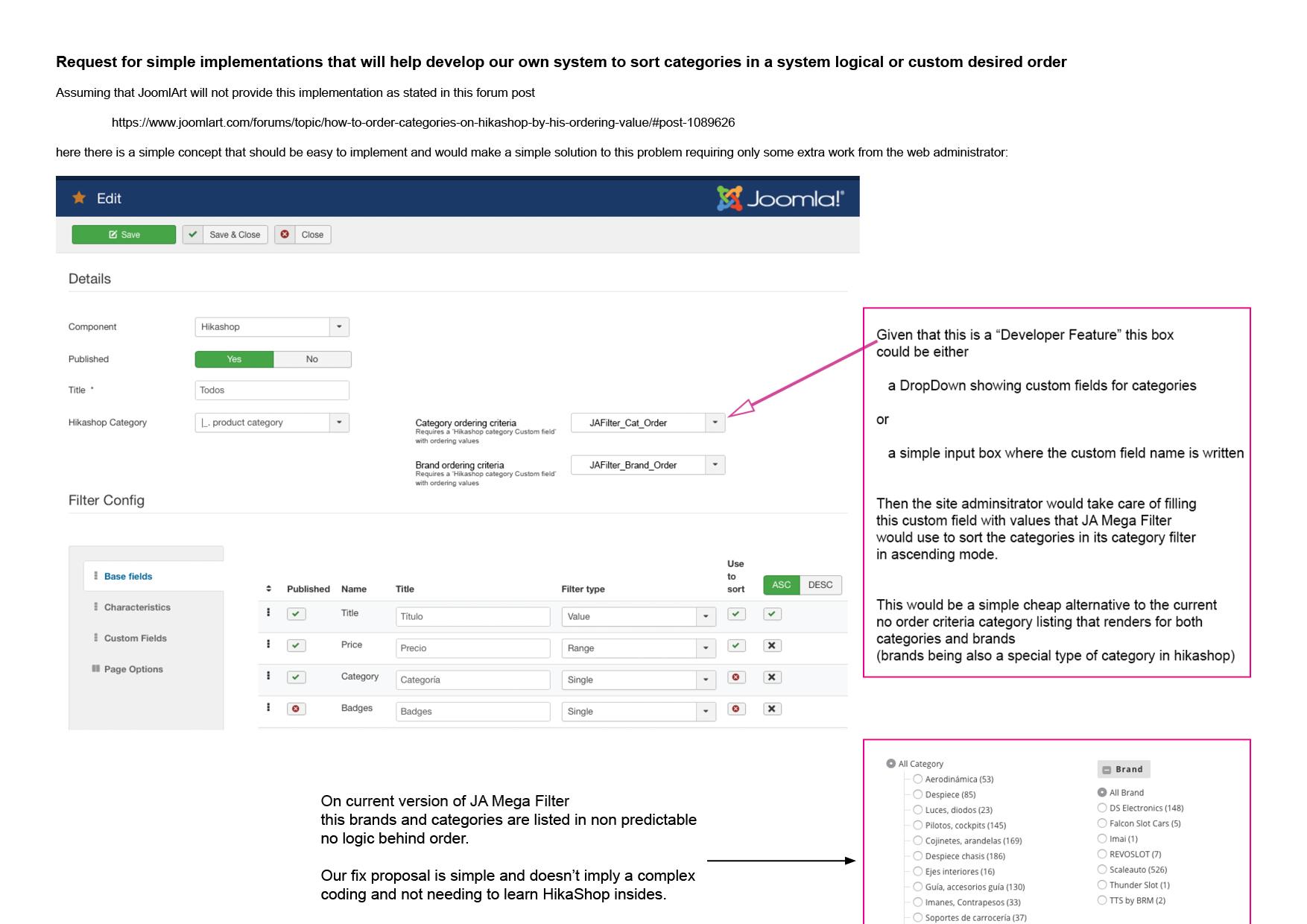 JA-Megafilter-request-for-Hikashop-ordering-of-Categories-and-Brands