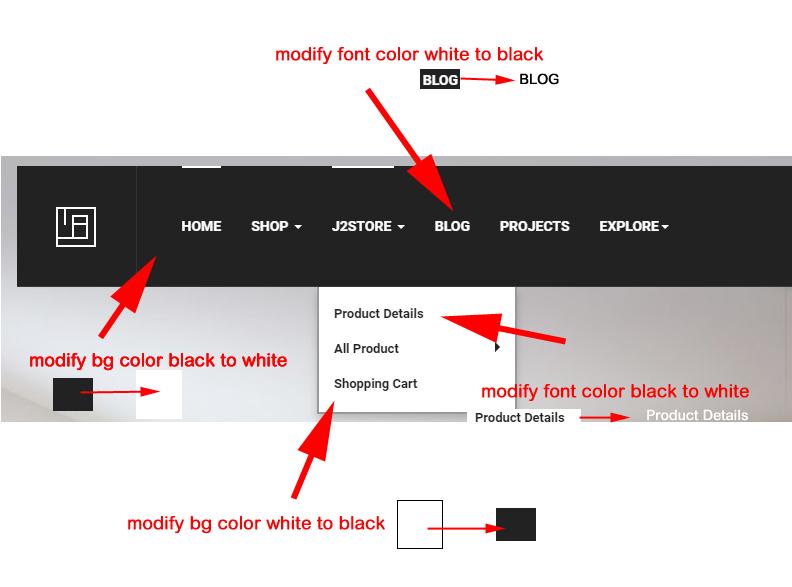 color_modigy