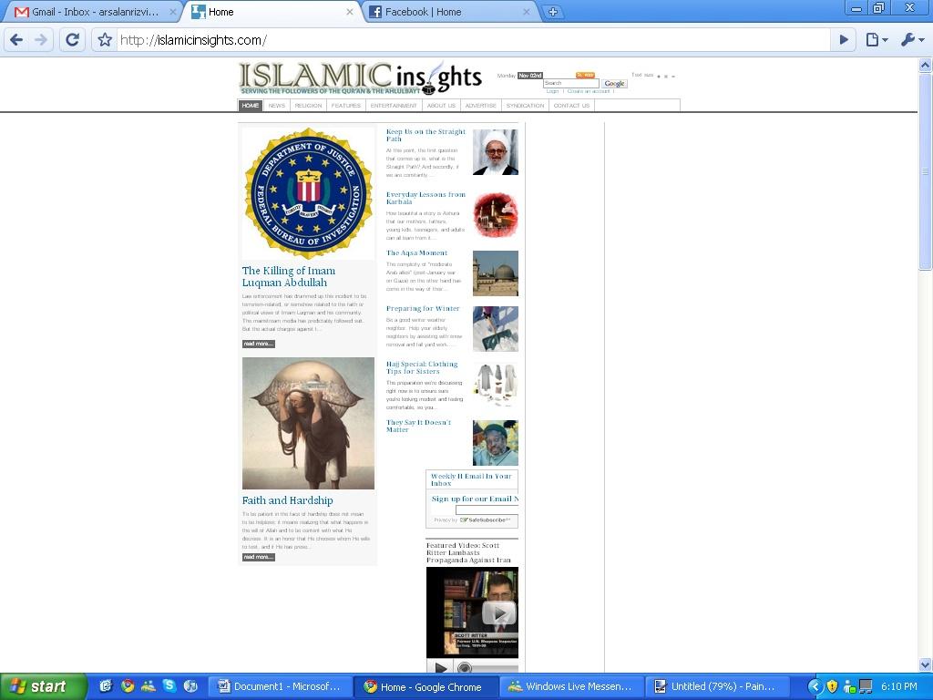 Site Not Displaying Correctly in IE, Safari, Chrome - JoomlArt