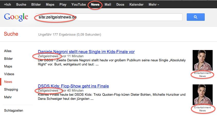 Image thumbnails do not show up in Google News - JoomlArt