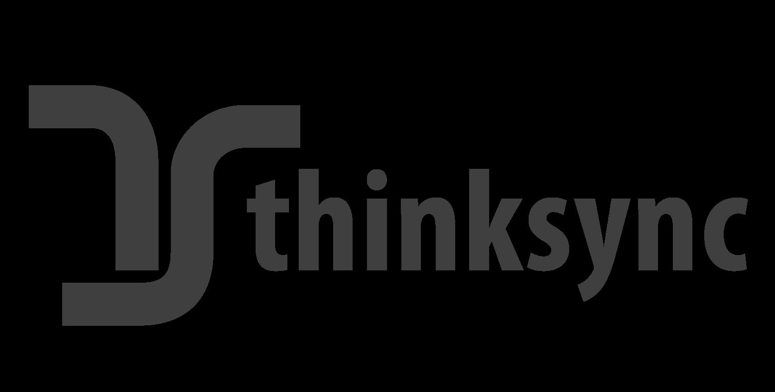 thinksync_logo_2010_black