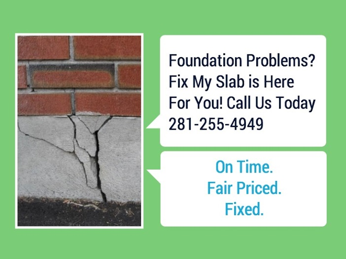 The condition of your slab foundation is very important because it supports the whole of your building If you ever notice any cracks or damage to your