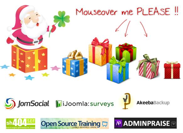 JoomlArt Mega Bonus Package Running Till Christmas
