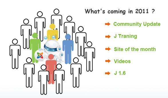 JoomlArt Community Update - What's New in January 2011
