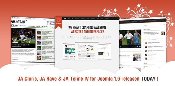 Joomla 1.6 Template Release Round 2