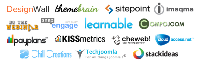Special Promotions and Discounts for JoomlArt users with JoomlArt Buddies!