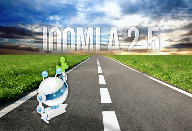 A. JA Joomla 2.5 roadmap