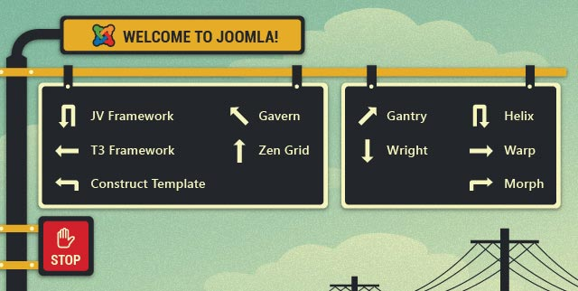 The Pros and Cons of Competing Joomla Template Frameworks