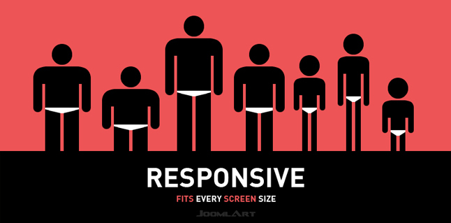 Responsive Design - Fit every screen size