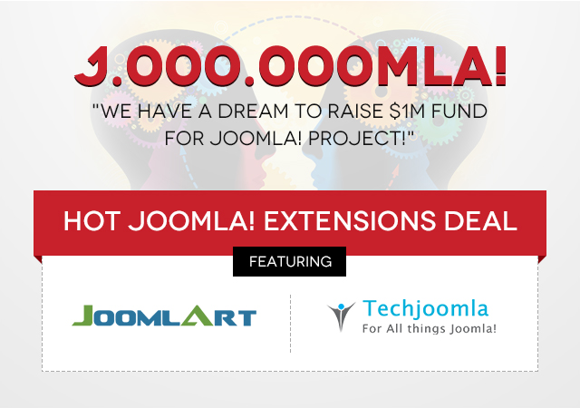 Humble Bundle Extensions Deal Techjoomla JoomlArt