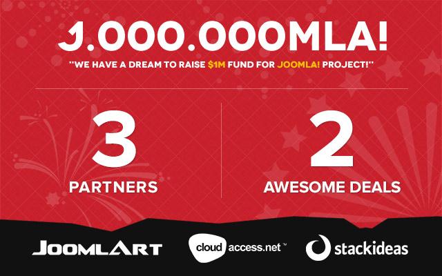 Third deal of Joomla Humble Bundle