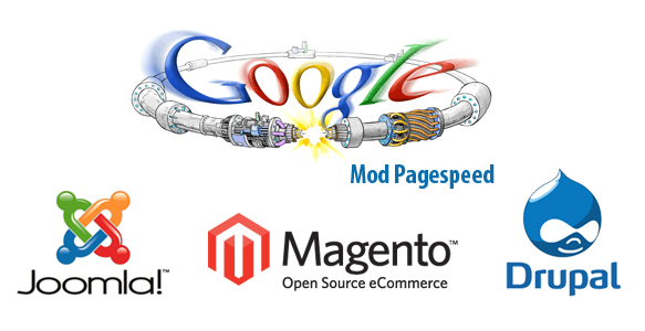 Google Page Speed for Joomla Drupal or Magento - will it work?