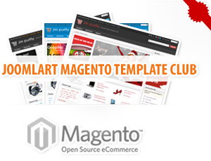 JoomlArt Magento Templates Club