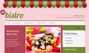 JA Bistro - Joomla Restaurant Template for Joomla 3 & 2.5