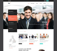 JA Biz - Responsive Joomla Template for business