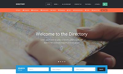 JA Directory - Responsive Joomla template for Directory