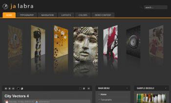 JA Labra - Joomla artistic slideshow