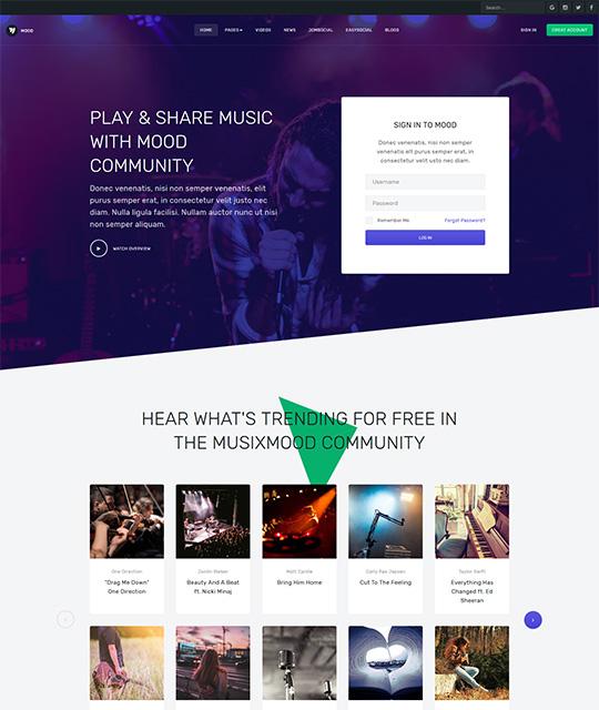 JA Social II - Best Responsive Joomla Social Template for Community ...