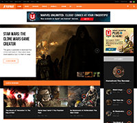 JA Playmag - Responsive Joomla Template For Joomla 3 & 2.5