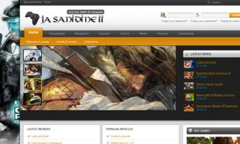 JA Sanidine II - Not just Gaming