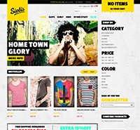 Responsive Magento Theme for your Fashion Store