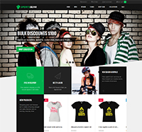 JM SportsGear - Responsive Magento theme for sports stores