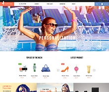 JM Summer - Responsive Magento fashion theme